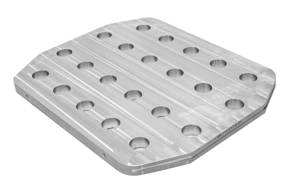 Splice Plate 2 - 3D