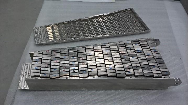 Cassette con bricks